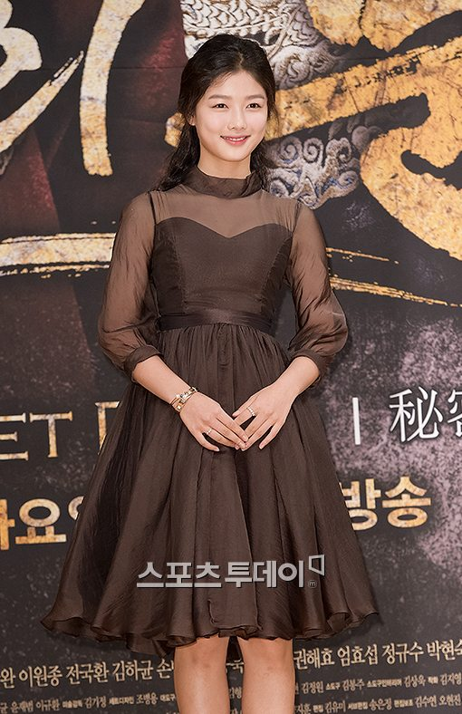 '비밀의 문' 에서 김유정은 서지담 역으로 분한다.