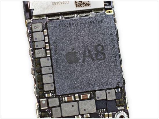 ▲애플 아이폰6 플러스 램