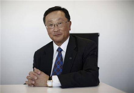 존 첸 블랙베리 CEO