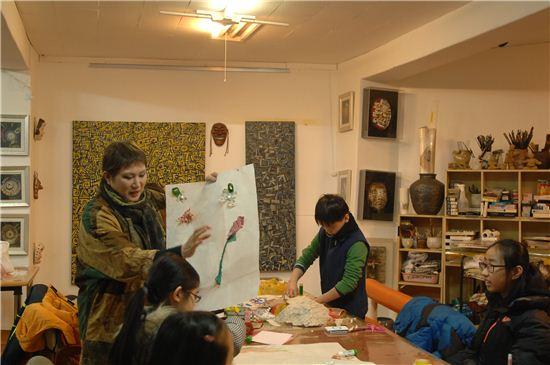 미술마을학교