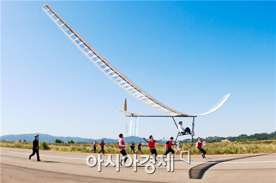 인간동력항공기 경진대회