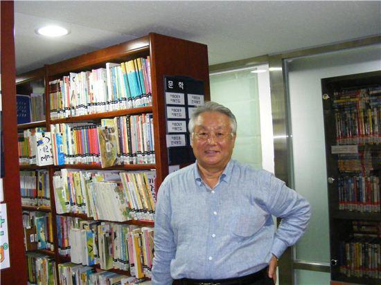 김수연 '작은 도서관 만드는 사람들' 대표