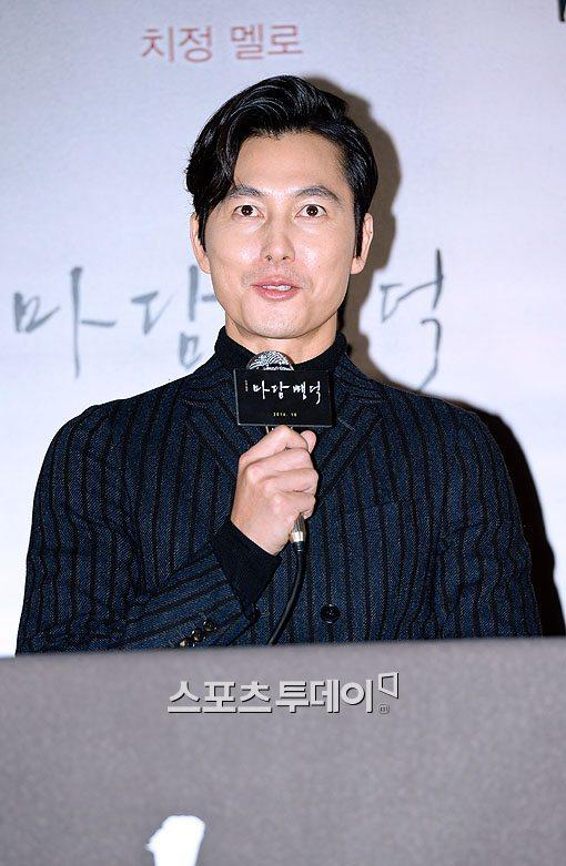 """'마담뺑덕' 정우성 """"아빠 역-베드신, 전혀 고민되지 않았다"""""""