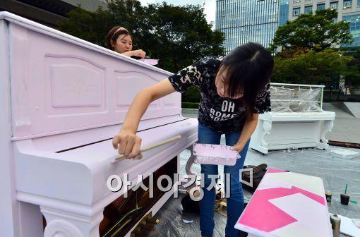 [포토]'달려라 피아노 페스티벌 2014'