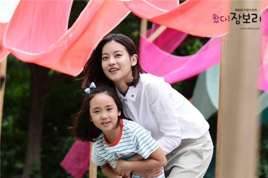 '왔다 장보리' 오연서(위)와 김지영 /MBC 홈페이지 발췌