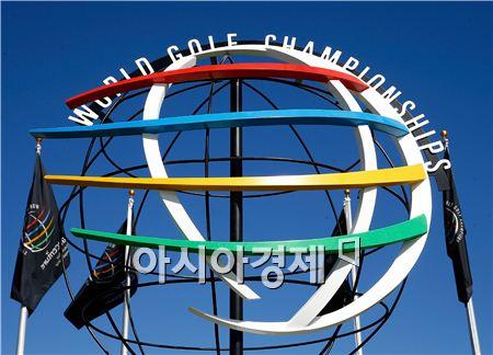 월드골프챔피언십(WGC)시리즈. 사진=Getty images/멀티비츠