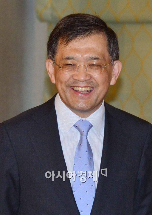 권오현 삼성전자 대표이사 부회장