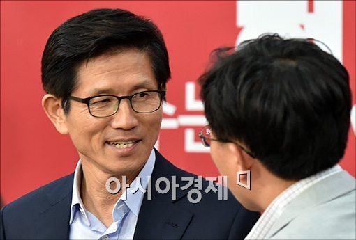 김문수 전 경기도지사