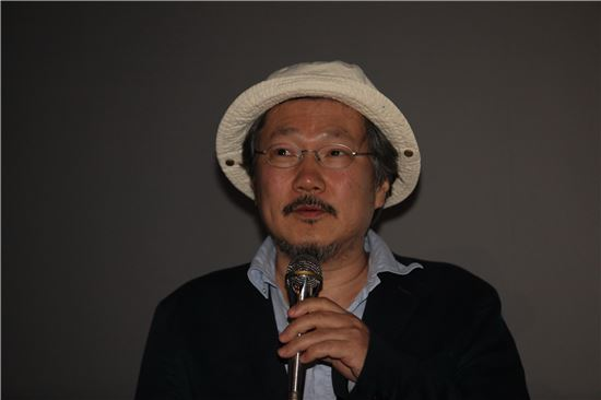 홍상수 감독 / BIFF 제공