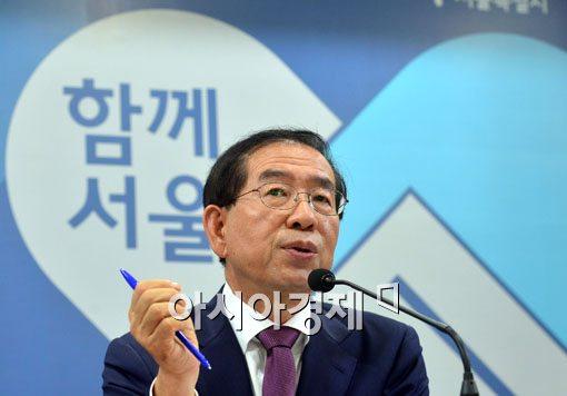 """박원순, 中 상하이·쓰촨·산둥 순방…""""교류 협력 물꼬"""""""