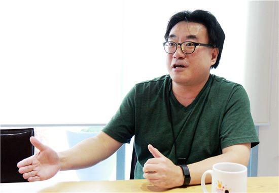 김기록 코리아센터닷컴 대표