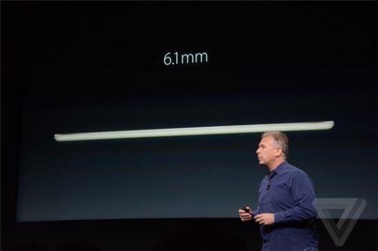 애플 아이패드 에어2 발표(사진:더버지)