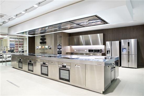 '삼성 컬리너리 클래스(Samsung Culinary Class)' 모습