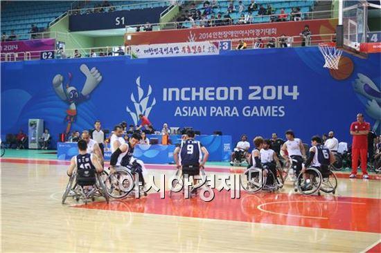 남자 휠체어농구대표팀[사진=대한장애인농구협회 제공]