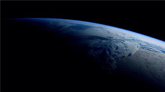 국제우주정거장에서 촬영한 지구 [사진=NASA 제공, 아시아경제 DB]