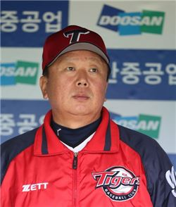KIA타이거즈 선동열 감독