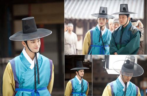 '왕의 얼굴' 서인국 [사진=KBS 제공]