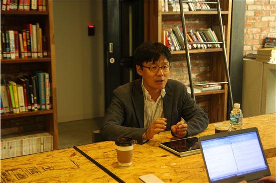 김현철 교수(55ㆍ고려대 컴퓨터학과)