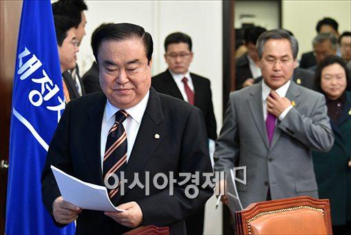 새정치연합 전준위 인선 완료…'초·재선' 위주