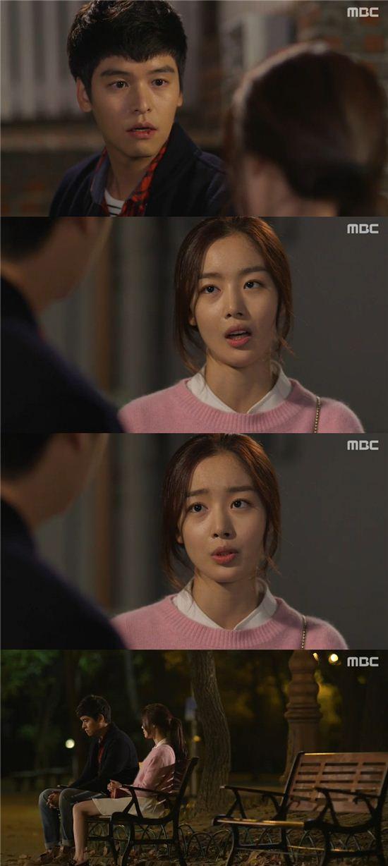 MBC '장미빛 연인들' 이장우-한선화 / 해당 방송 캡처