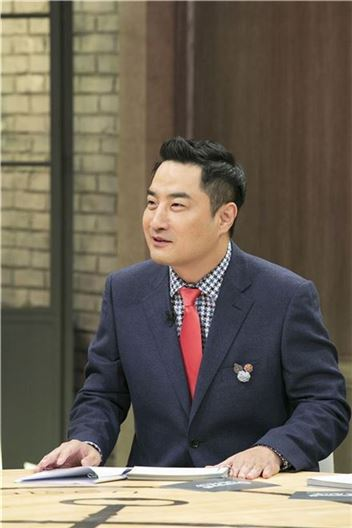 강용석. 사진제공=JTBC