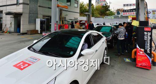 [포토]'2014 아시아경제신문 연비왕 대회' 개최
