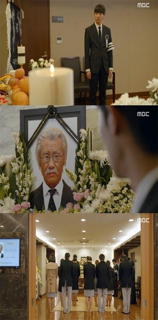 MBC 수목드라마 '미스터백'의 신하균이 빼어난 연기력으로 시청자들의 시선을 사로잡았다./MBC 방송 캡쳐