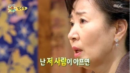故 김자옥[사진=MBC '무릎팍도사' 캡처]