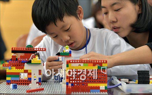[포토]'어린이가 원하는 미래의 세상은?'