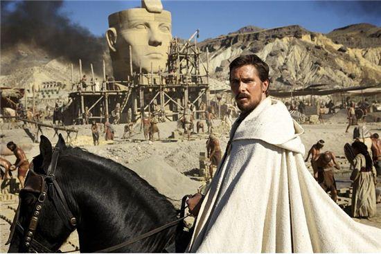 영화 '엑소더스: 신들과 왕들' 중에서