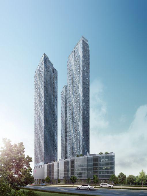 삼성물산, 말레이시아 초고층 주상복합빌딩 수주