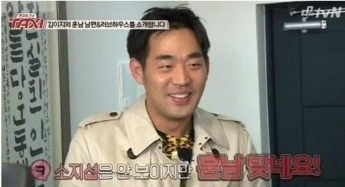김이지 남편[사진=tvN '현장토크쇼 택시' 방송 캡처]