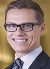 알렉산더 수툽 핀란드 총리