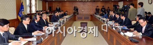 [포토]'국가정책조정회의'