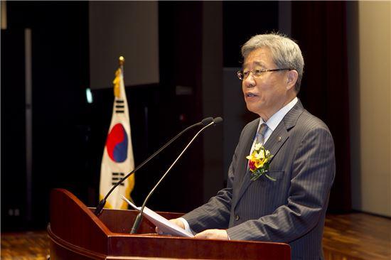 ▲함승희 강원랜드 대표