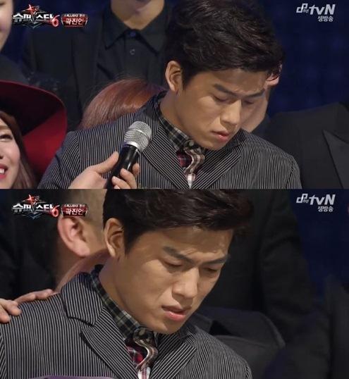 Mnet '슈퍼스타K6'에서 우승을 차지한 곽진언 [사진=tvN 캡처]