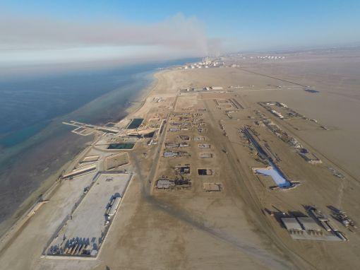 사막 위에 지은 발전소, 사우디 건설의 전설이 되다