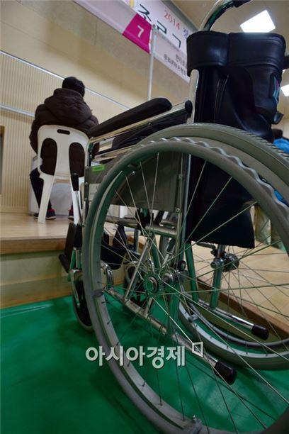 [포토]2014 종로구 장애인 취업박람회 개최