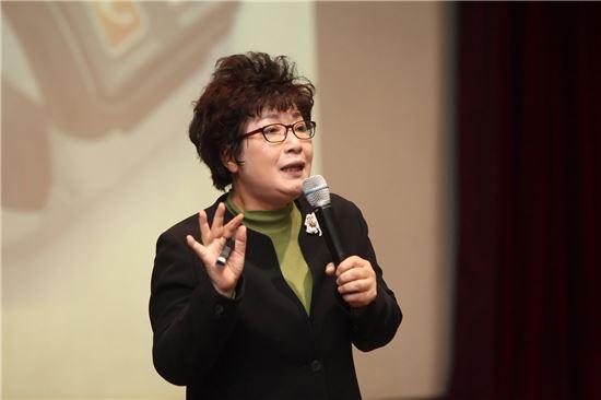 박영숙 유엔미래포럼 대표