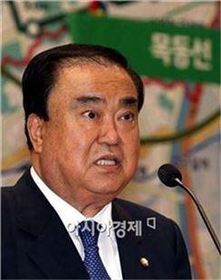 문희상 새정치민주연합 비상대책위원장 [사진=아시아경제 DB]