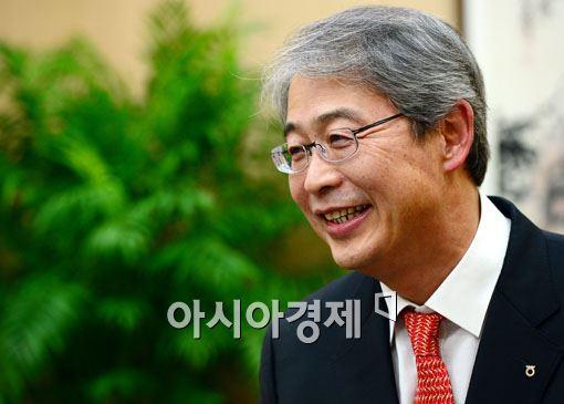 임종룡 NH농협금융지주 회장