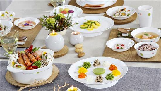 CJ오쇼핑, 프랑스 감성 식기 '프리에'