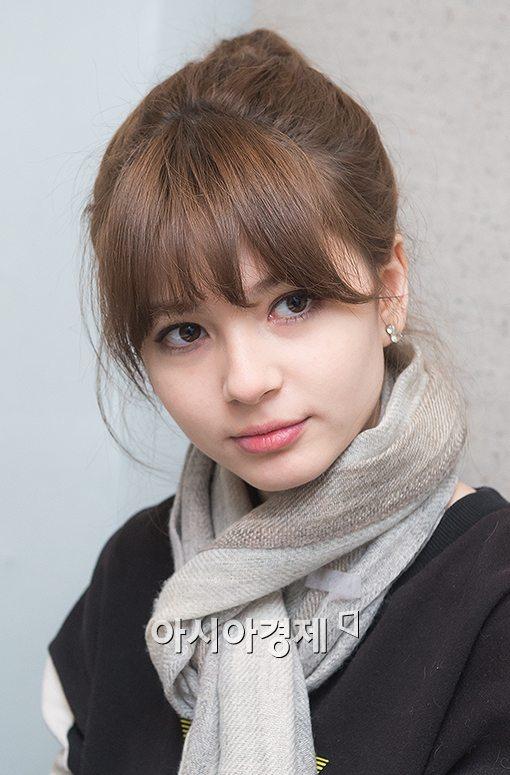[포토]'혼혈소녀' 샤넌, 여신급 미모