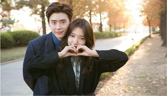 SBS 수목드라마 '피오키오' 배우 이종석과 박신혜 [사진=사진은 아이에이치큐]