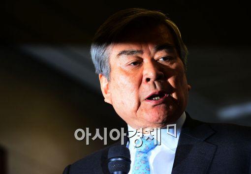 [포토]조양호 회장, '국민께 진심으로 사과'