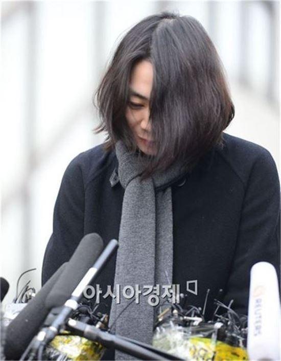 [포토]조현아 전 부사장, '뒤늦은 사과'