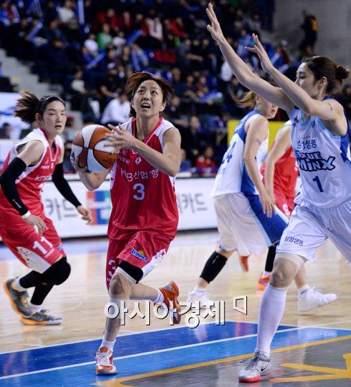 [포토]김진영, '이제 마무리만 남았어'