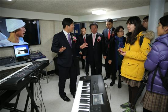 성북구 청소년문화공유센터