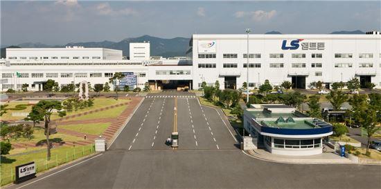 LS엠트론 전주공장 전경