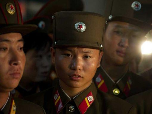 북한군 병사